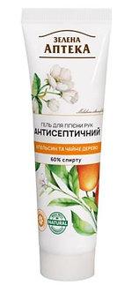 Антисептичний гель 30мл д / рук апельсин і чайне дерево  e.42006