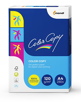 Папір Color Copy 120г/м2 А4, 250 арк