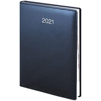 Щоденник 2021 А5 Стандарт Soft колір асорті 73-795 36