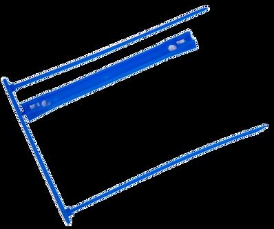 Зшивач архівних документів, синій  BM.3393
