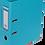 """Thumbnail: Реєстратор двосторонній """"ELITE"""" BUROMAX, А4, ширина торця 50 мм BM.3002"""