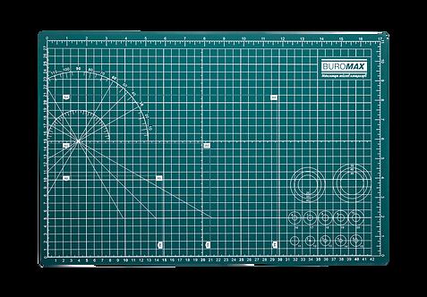 Килимок самовідновлювальний для різання, А3, тришаровий  BM.6503