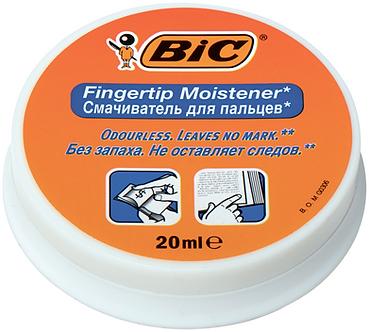 """Зволожувач для пальців """"BIC"""" гелевий, 20 мл  bc897178"""
