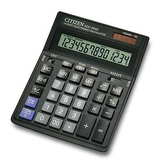 Калькулятор Citizen SDC-554S, 14 розрядів  SDC-554S