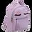 Thumbnail: Рюкзак EYES, з декором 24x21x10 см,    ZB.7023