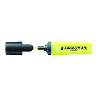 Маркер Highlighter e-345, для виділення тексту, колір асорті E-345