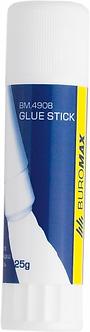 Клей - олiвець BUROMAX 8 грам, PVP BM4906