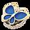 """Thumbnail: Набір подарунковий """"Papillon"""": ручка (К) + гачок д/ сумки, LS.122010"""