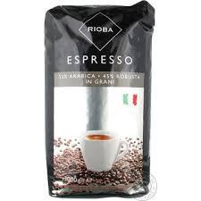 Кава Rioba Espresso в зернах 3кг