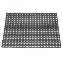 """Гумовий килимок для утримання піску і бруду """"Сота"""", 60х80х2,5"""