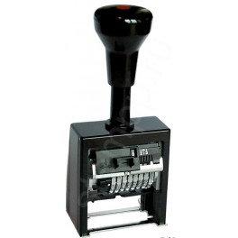 Нумератор автоматичний 6-nи розрядний. Корпус з високояк.пластику В6K/6