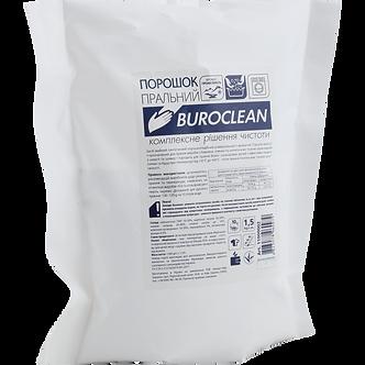 """Порошок пральний універсальний Buroclean 1,5 кг """"Гірська свіжість  11000002"""