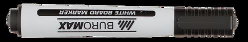 Маркер для магнітних сухостираємих дошок, JOBMAX, чорн., син., черв., зел.,