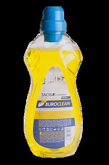 Засіб для миття підлоги BuroClean EuroStandart 1л ЛИМОН 10700501