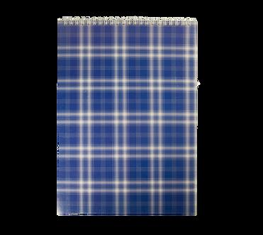 Блокнот на пружині зверху SHOTLANDKA, А4, 48 аркушів, клітинка BM.2460