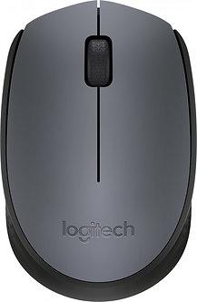 Миша бездротова LOGITECH Mouse M170, Сіра  6273019