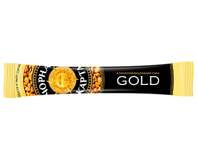 Кава розчинна Чорна Карта Gold, стік, 2г пакет*30шт  ck.51283