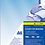 Thumbnail: Обкладинка прозора А4, 180 мкм, (50шт./уп.) колір асорті BM.0560