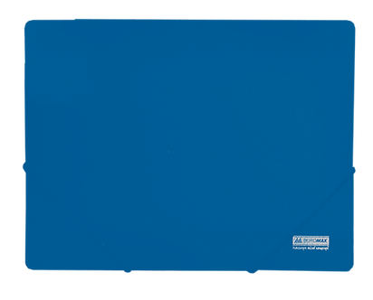 Папка пластикова А4 на гумках, JOBMAX BM3911