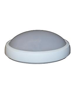 Світильник LED IP54 8Вт овал (187x127) 4200K ELCOR  7130011