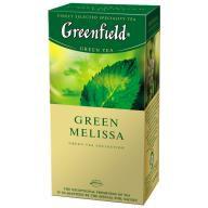 Чай Greenfield 1,5гх25шт в асортименті, пакет