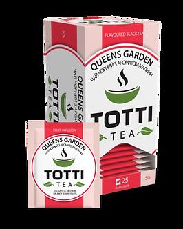 Чай фруктовий TOTTI Tea ассорті, пакетований, 1,5г*25*32 tt.51507
