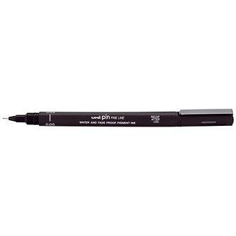 Лайнер PiN fine line, 0.05-0.8мм, чорний, синій  PIN-200