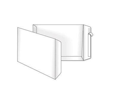 Конверт В4 (250х353мм) білий СКЛ
