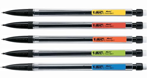"""Олівець механічний """"BIC MATIC"""", 0.7 мм, НВ  bc8209591"""