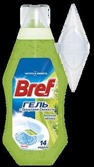 Гель д/туалета BREF 360мл з корзинкою  bf.04502