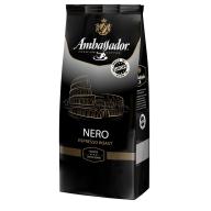 Кава мелена Ambassador Nero, вак.уп. 225г*12  am.51274