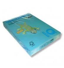 Папір кольоровий пастель А4, 500 аркушів, св.блакитний A4.80.IQP.BL29.500