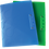 Thumbnail: Папка з боковим притиском та кишенею OMEGA A4, PP, асорті 0410-0040-99