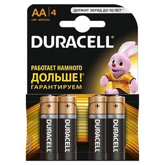 Елемент живлення DURACELL LR6 (AA) s.07458