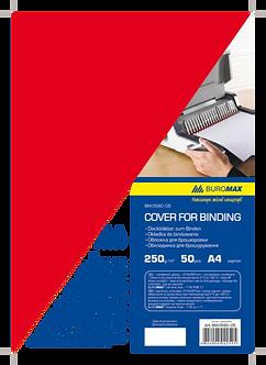 """Обкладинка картонна """"глянец"""" А4 250г/м2,колір асорті (20 шт./уп.) BM.0591"""