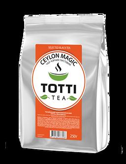 Чай чорний TОТТІ Tea, листовий, ассорті 250г*5  tt.51286