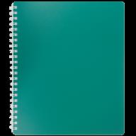 Зошит на пружині CLASSIC, B5, 80 аркушів, кл. BM.2419