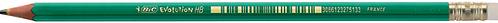 """Олівець чорнографітовый Віс """"Evolution"""" з гумкою, НВ, bc8803323"""