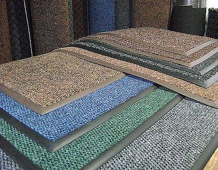 """Брудозахисний, влагопоглинаючий килим """"Лан"""" під замовлення, 1 кв.м."""