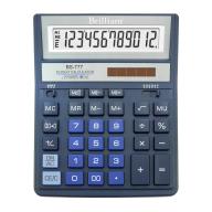 Калькулятор Brilliant BS-777ВL, 12 розрядів, колір асорті
