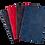 Thumbnail: Блокнот діловий BELLAGIO LOGO2U А5, 96арк., клі, обкладинка зі шт. шкір. BM.2952