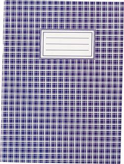 Зошит для нотаток, А4, 48 аркушів, лінія, клітинка BM.2451