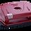 Thumbnail: Діркопробивач пластиковий BUROMAX, 127х81х48, 20 арк BM.4037