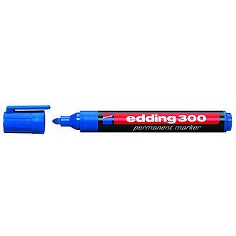 Маркер Permanent e-300 1,5-3 мм круглий колір ассорті