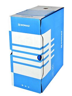 Бокс для архівації документів,155 мм, DONAU,  7663301PL-02