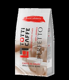 Кава в зернах TOTTI Caffe PERFETTO, пакет 1000г   tt.52086