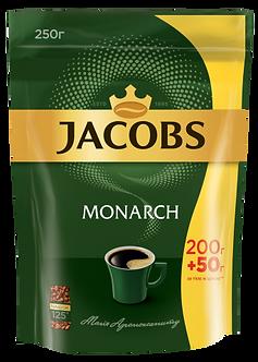 Кава розчинна Jacobs Monarch, 250г , пакет  prpj.90137