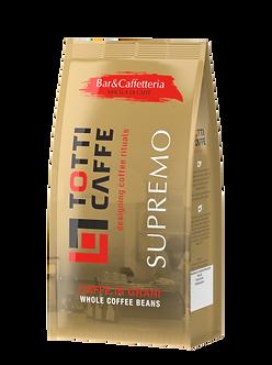 Кава в зернах TOTTI Cafe SUPREMO, пакет 1000г tt.52212