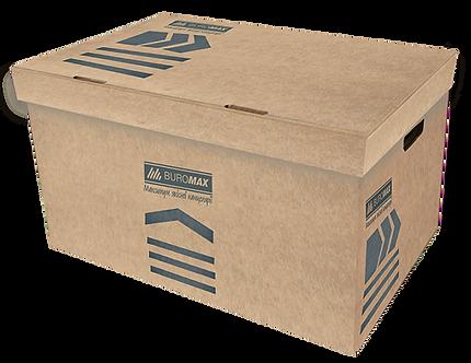 Короб для архівних боксів, KRAFT, JOBMAX, 560х380х265 мм  BM.3270-34