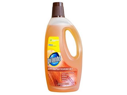"""Засіб для миття підлоги """"Pronto"""", 750мл w02720"""